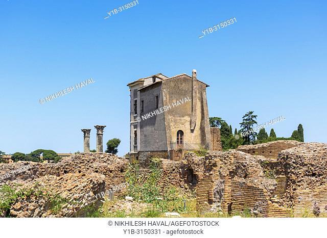 Casina Farnese, Rome, Italy