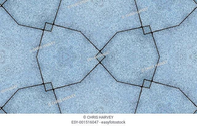 Floor Rectangles Seamless Tile Pattern