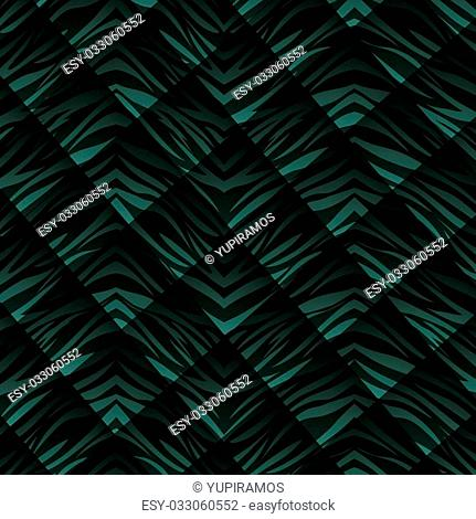 Abstract background animal prints design, vector illustration