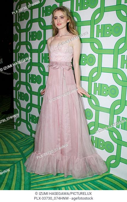 Kathryn Newton 01/06/2019 The 76th Annual Golden Globe Awards HBO After Party held at the Circa 55 Restaurant at The Beverly Hilton in Beverly Hills