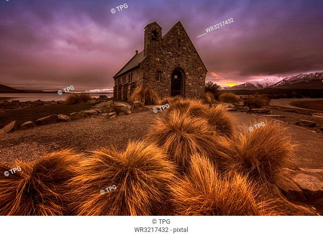The Church of the Good Shepherd;New Zealand