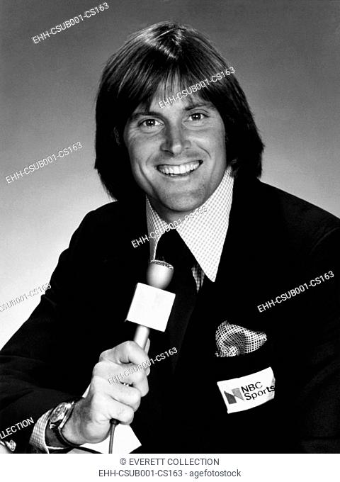 Bruce Jenner was planned to be the co-host the of the 1980 Summer Olympics. However NBC canceled its coverage in response to the U.S