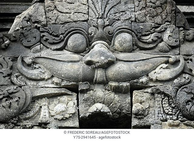 Borobudur buddhist temple, Magelang, Java, Indonesia, Asia