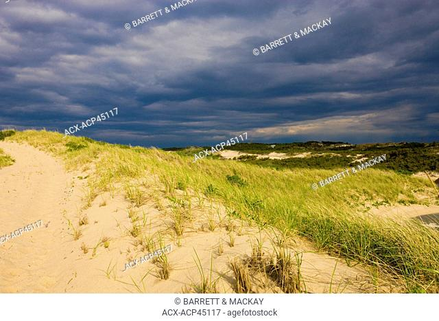 Cape Cod National Seashore Wood End Life Saving Station, Massachusetts, United States of America