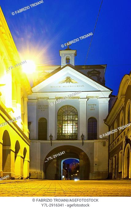 Gate of Dawn, Vilnius, Lithuania