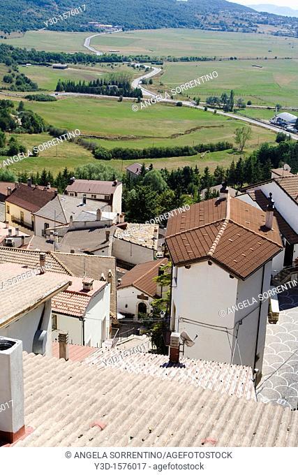 Rivisondoli, Abruzzi region, Italy