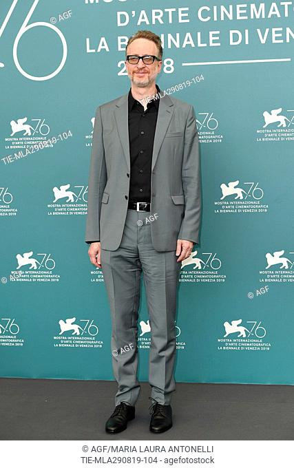James Gray during 'Ad Astra' film photocall, 76th Venice Film Festival, Venice, Italy 29/08/2019