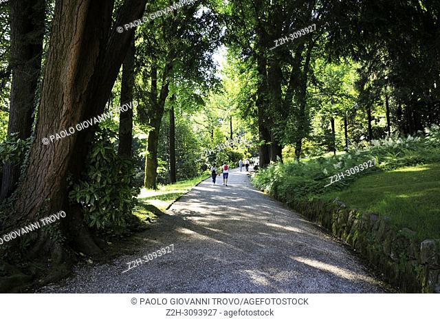 Villa Pallavicino, Stresa, Verbano-Cusio-Ossola, Piedmont, Italy