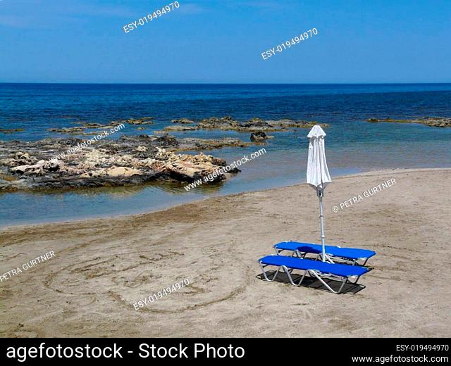 Strand bei Sisi