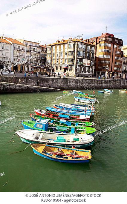 Castro Urdiales. Cantabria, Spain