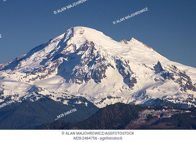 Mount Baker, North Cascades, Washington, USA