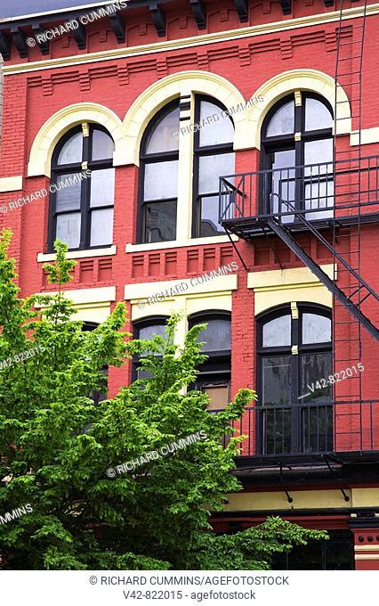 Historic District, Tacoma, Washington State, USA