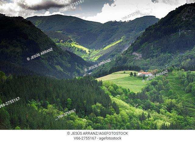 Valle de Lastur