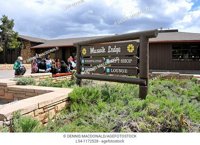 Maswik Lodge South Rim Grand Canyon National Park Arizona