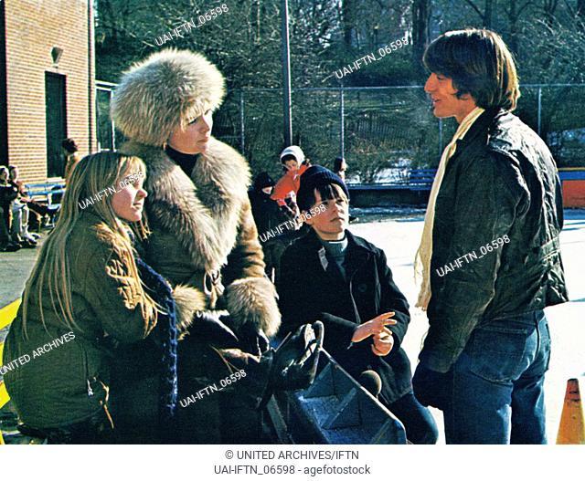 The Possession of Joel Delaney, Großbritannien 1972, Regie: Waris Hussein, Darsteller: Shirley MacLaine, Lisa Kohane, David Elliott