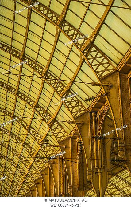 Train Station - Gare De Nice Ville - in Nice in Cote dâ. . Azur, France