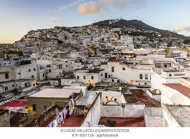 Medina, UNESCO World Heritage Site, Tetouan, Morocco
