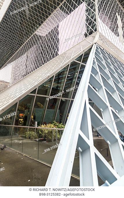 Seattle Public Library Building