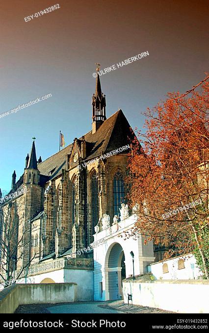 Schlosskirche in Altenburg