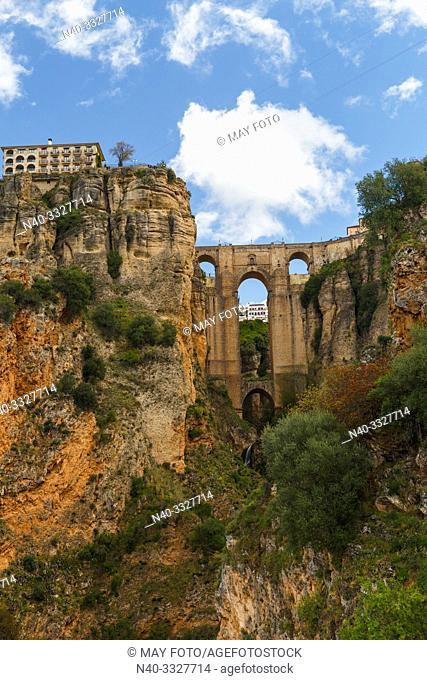 Ronda, Málaga, Andalucia, Spain, Europe