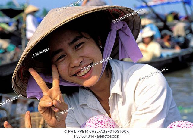 Vietnam. Mekong Delta. Can Tho