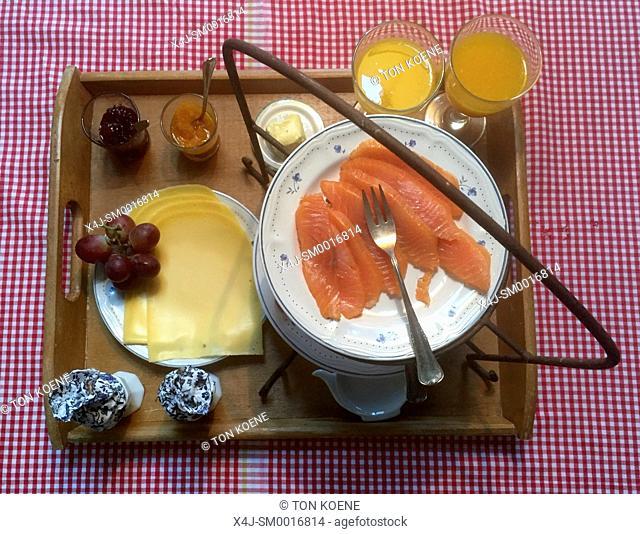 breakfast in bed and breakfast