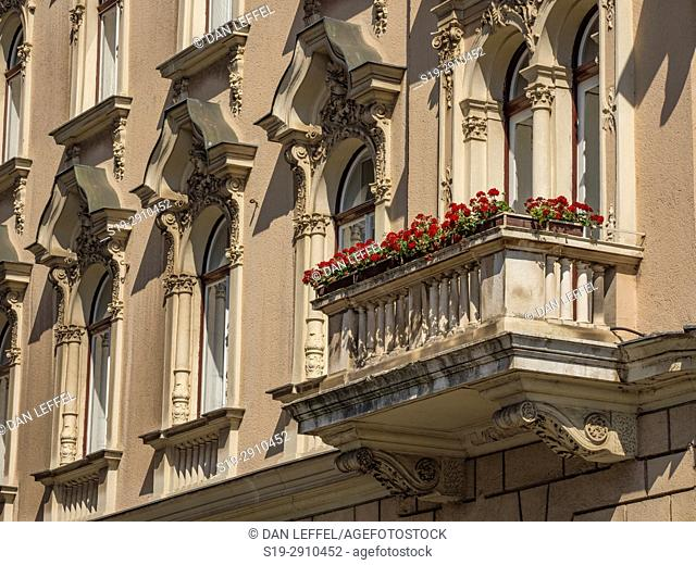 Zagreb Coatia Street Scene