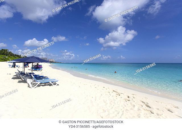 Cabbage Beach, New Providence Island, Paradise Island, Bahamas
