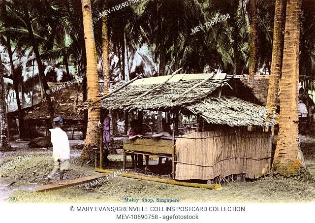 Malay Village, Shop at Pasir Panjang, Singapore