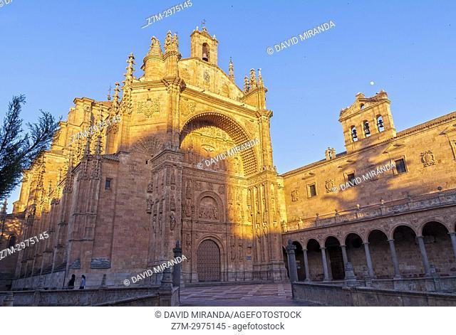 Convento de San Esteban. Salamanca. Ciudad Patrimonio de la Humanidad. Castilla León. España
