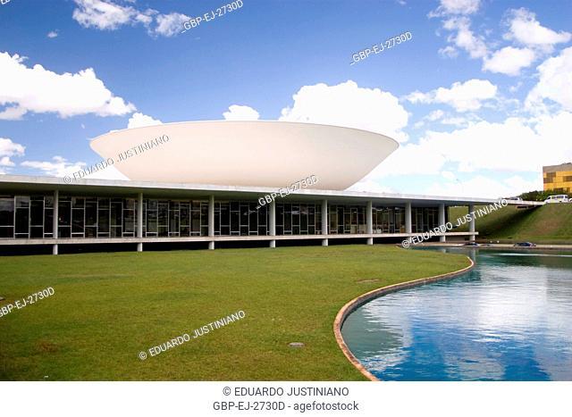 Camera of the Deputies, Distrito Federal, Brasília, Brazil