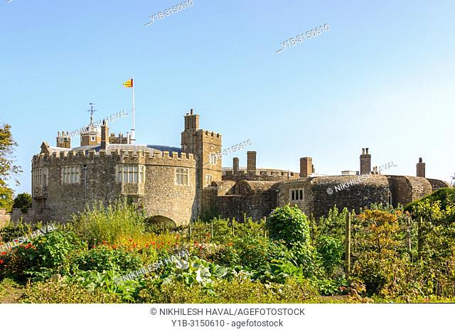 Walmer Castle, Walmer, Kent, UK