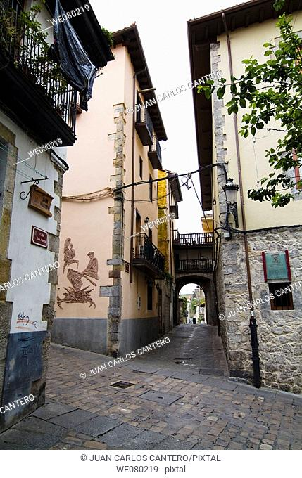 Laredo. Cantabria, Spain