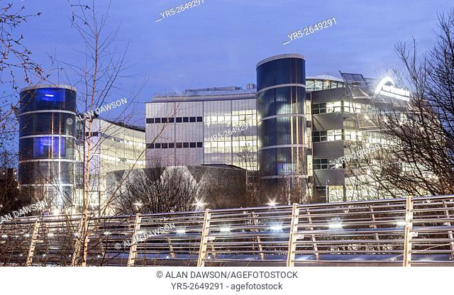Northumbria University, Newcastle upon Tyne, England, United Kingdom, Europe