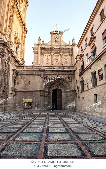 Spain, Murcia region, Murcia, Santa Maria cathedral