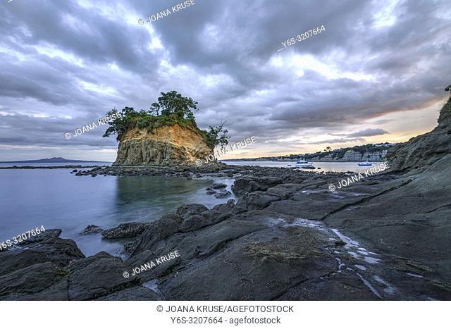 Waiake Bay, Auckland, North Island, New Zealand
