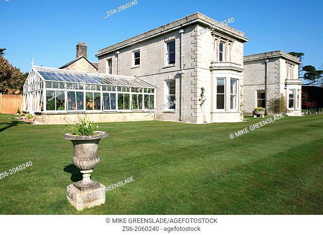 Scorrier House, Scorrier, Cornwall, UK