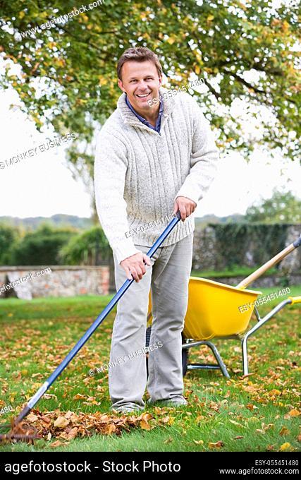 man, gardening, gardening