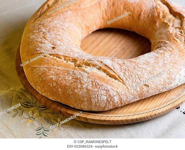 Galician bread