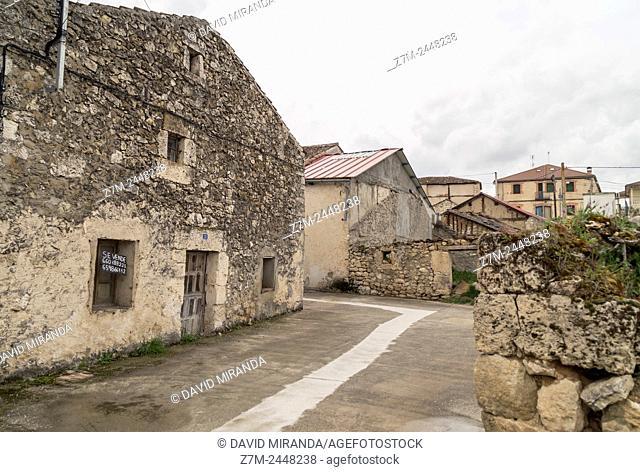 Architecture. Torrecilla del Pinar. Segovia province. Castile-Leon. Spain
