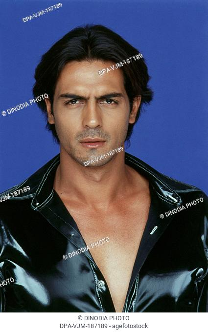 Portrait of Arjun Rampal