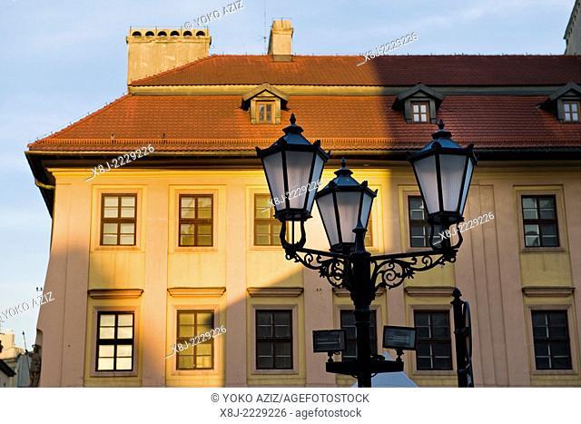 Poland, Krakow, old palace