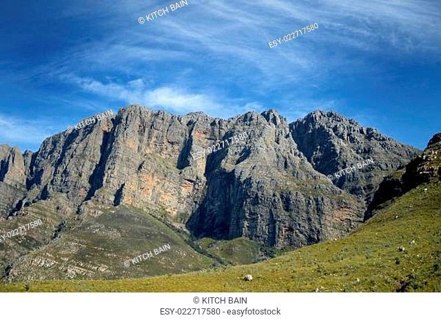 Montagu Mountain Range
