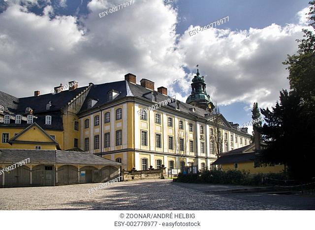 Schloss Heidecksburg