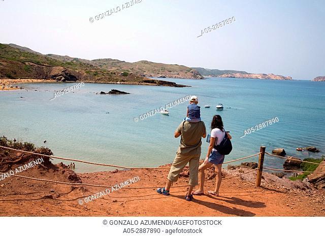 Cavalleria Beaches. Menorca. Minorca. Islas Baleares. Balearic Islands. Spain