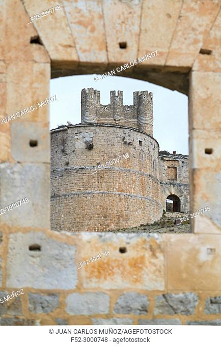 Berlanga de Duero, Soria province, Castilla y Leon, Spain, Europe