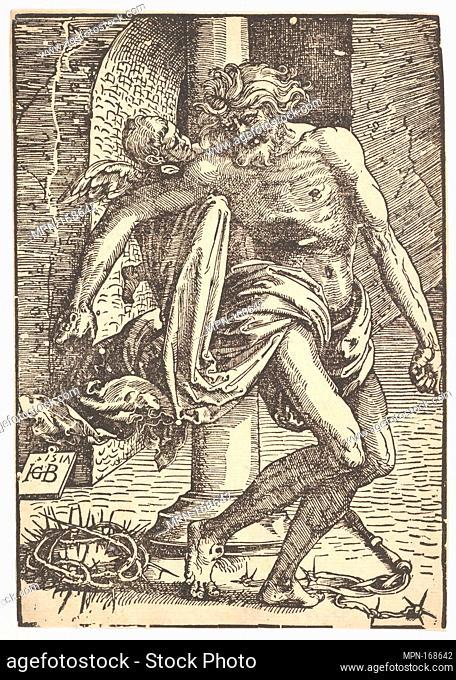 Christ with the Instruments of Torture. Artist: Hans Baldung (called Hans Baldung Grien) (German, Schwäbisch Gmünd (?) 1484/85-1545 Strasbourg (Strassburg));...