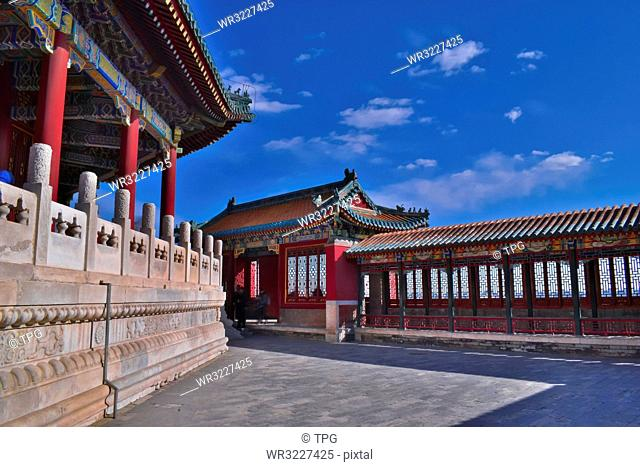 Summer Palace;Beijing;China