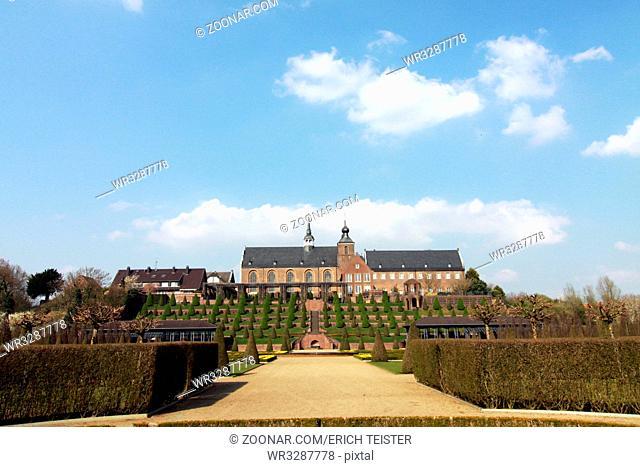 Kloster Kamp, Kamp-Lintfort, Nordrhein-Westfalen, Deutschland