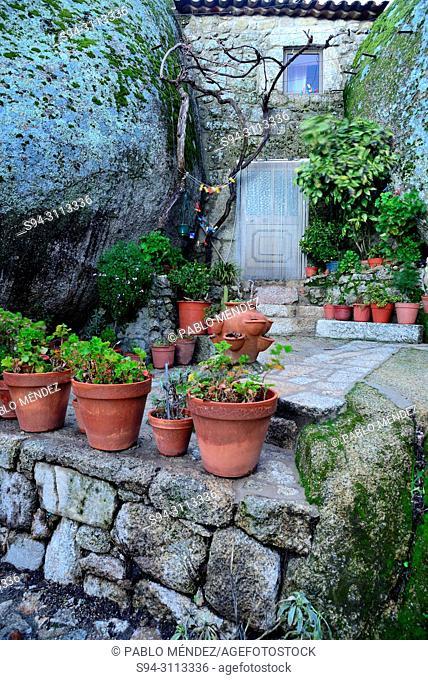 Rocks of Monsanto or Casa dos Penedos in Monsanto, Castelo Branco, Portugal
